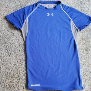 Boys youth under armour dry fit shirt